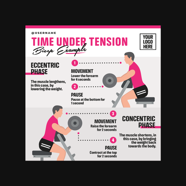 Time Under Tensions: Bicep Example